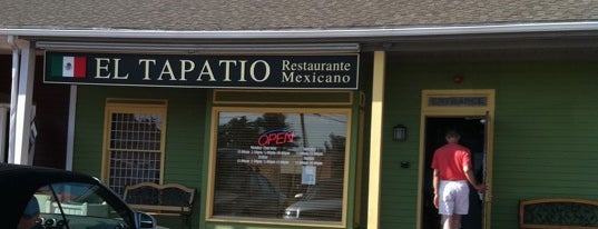 El Tapatio Mexican Restaurant is one of Restaurants visited.