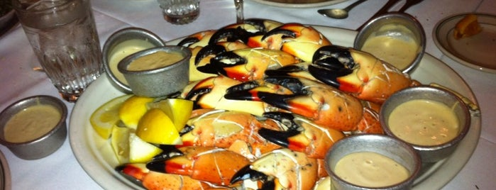 Joe's Stone Crab is one of Miami to-do.