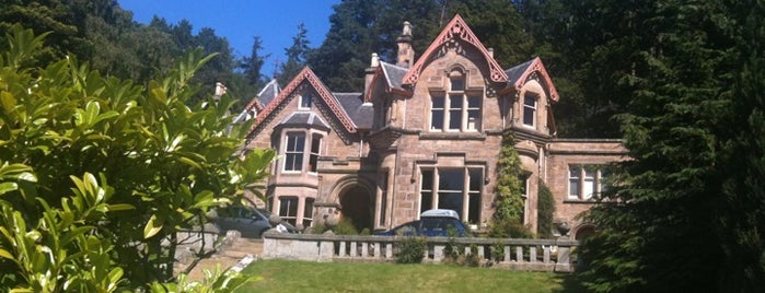 Cluny Bank Hotel is one of GreaterSpeyside.