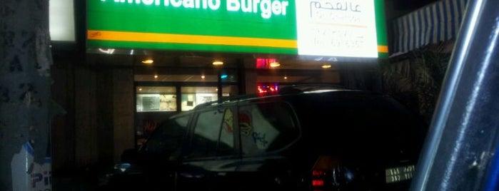 Americano Burger is one of Burgerholic.
