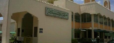 Masjid Al-Akram is one of Baitullah : Masjid & Surau.
