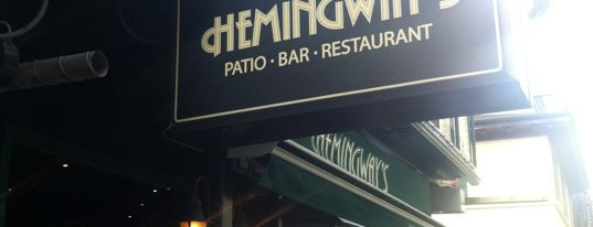 Hemingway's is one of Bares e pubs ☆彡.