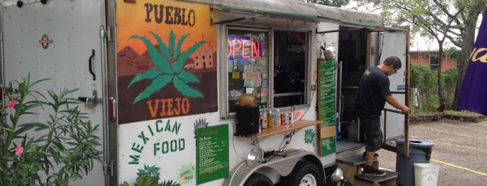 Pueblo Viejo is one of The 15 Best Places for Breakfast Tacos in Austin.