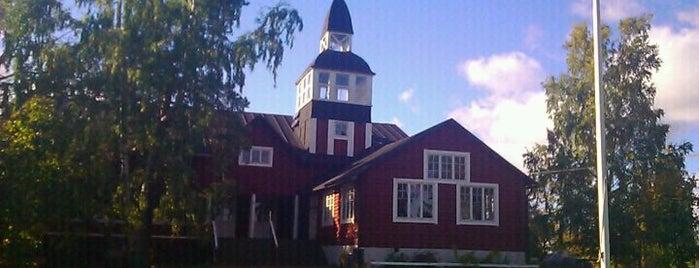 Lammassaari is one of HelsinkiToDo.