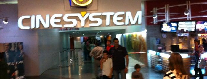 Cinesystem Cinemas is one of Comida & Diversão RJ.