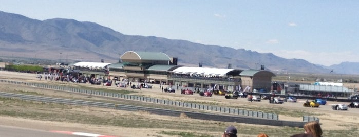 Miller Motorsports Park is one of Racetracks.