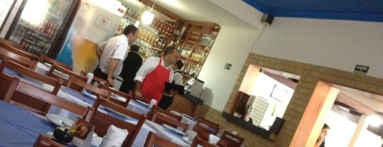 Restaurante Navegantes is one of Restaurantes.