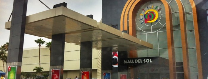 Mall del Sol is one of Agencias Diario El Universo.