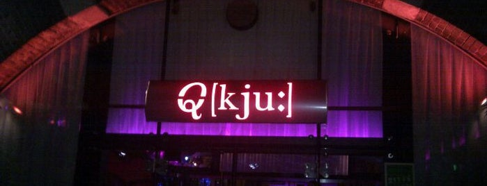 Q - KJU-Bar is one of Clubs & Bars.