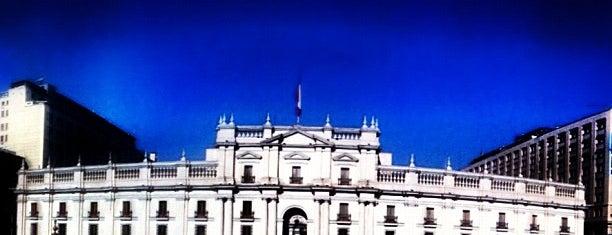 Para visitar en Santiago