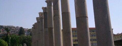 Smyrna Agora Antik Kenti is one of Özledikçe gideyim - İzmir.