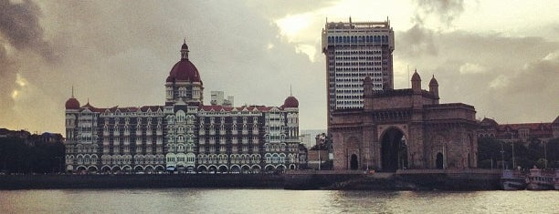 Taj Mahal Palace & Tower is one of Places I've been.
