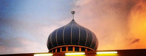 Masjid Ar-Rahimah is one of Baitullah : Masjid & Surau.