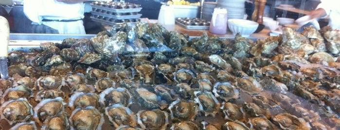 Hog Island Oyster Co. is one of Favorites in San Francisco.
