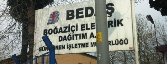 BEDAŞ is one of İstanbul Avrupa Yakası #2 🍁🍃.