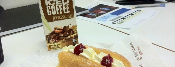 BakeryCafé is one of Melbourne.