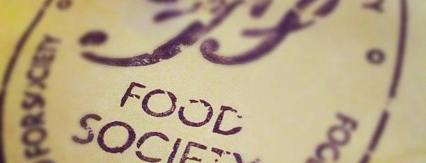 Food Society is one of Nom Nom Nom.