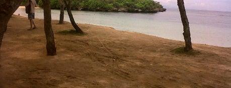 Nusa Dua Beach is one of Beautiful Beaches in Bali.