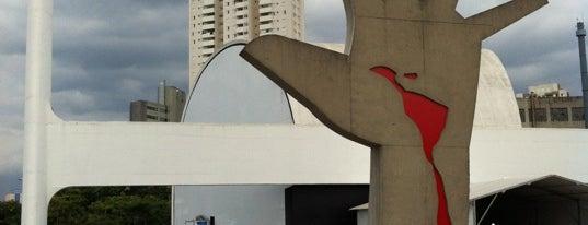 Memorial da América Latina is one of 100+ Programas Imperdíveis em São Paulo.