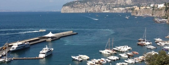 Sorrento is one of #invasionidigitali 2013.