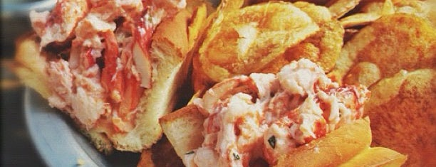 Lobster Joint is one of Ultimate Summertime Lobster Rolls.