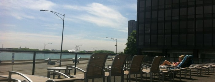 The Esplanade Sundeck is one of Streeterville & Gold Coast.