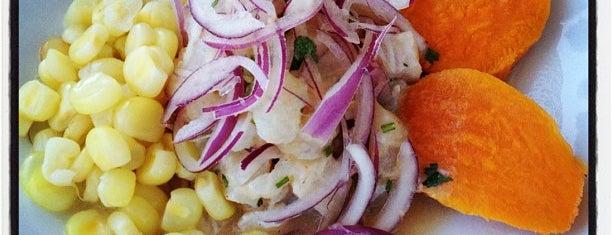 El Gran Inka Key Biscayne is one of My favorite restaurants in Miami.