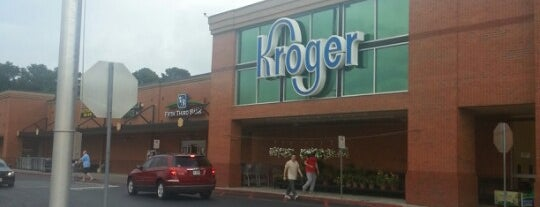 Kroger is one of The Chad.