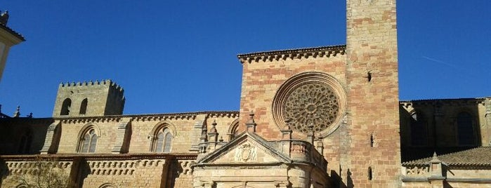 Sigüenza Cathedral is one of Catedrales de España / Cathedrals of Spain.