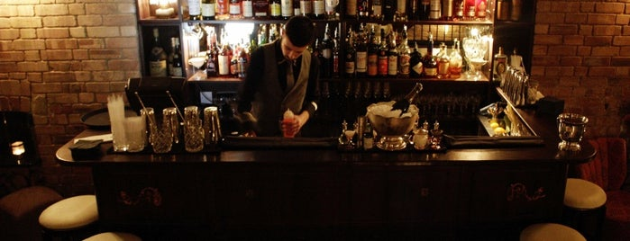 Experimental Cocktail Club is one of London Bars & Clubs.
