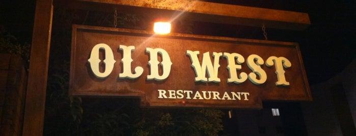Old West Restaurant is one of Resto Curitiba.