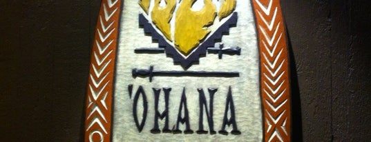 'Ohana is one of Disney Eats.