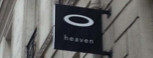 Heaven is one of Agences Com' & Médias Sociaux parisiennes.