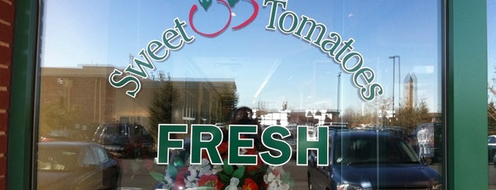 Sweet Tomatoes is one of Top 10 dinner spots in Westminster, CO.