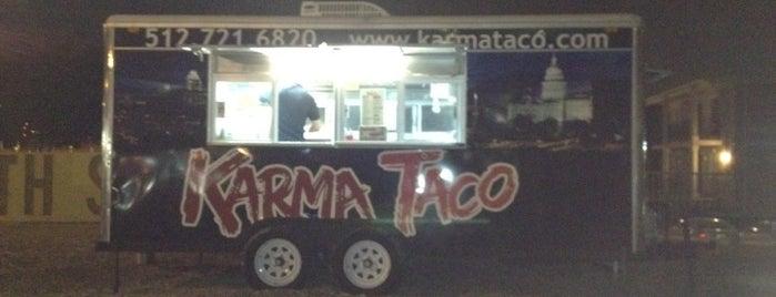 Karma Taco is one of Austin.