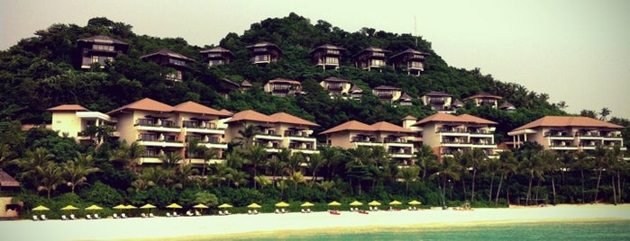Shangri-La Boracay Resort and Spa is one of Top 10 dinner spots in Kalibo, Philippines.