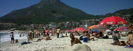 Camps Bay is one of Best places in Cape Town, South Africa.