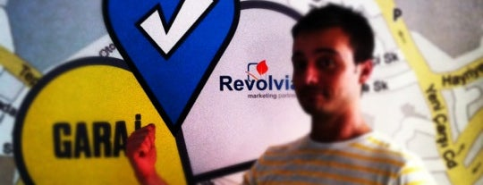 Revolvia is one of Digital Agencies.
