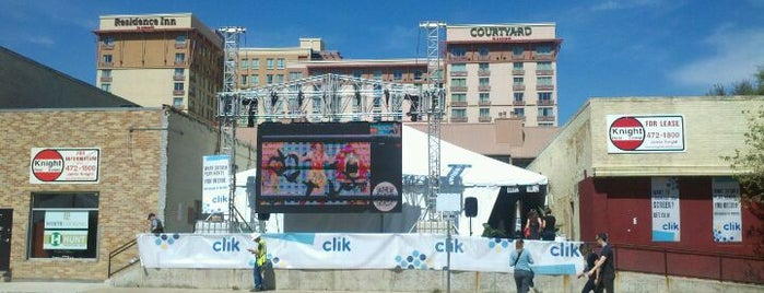 DJ SXSW with Clik is one of Speakmans SXSW Venues in Austin.