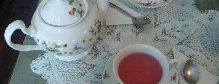 Kathleen's Tea Room is one of Hudson Valley.