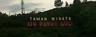 Taman Wisata Air Panas Guci is one of Wisata Jateng DIY.