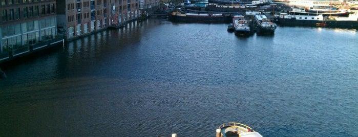 Stenen Graansilo 'Korthals Altes' is one of Guide to Amsterdam's best spots.