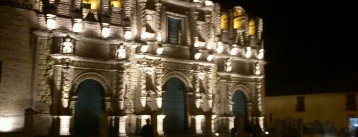 Plaza de Armas de Cajamarca is one of All-time favorites in Peru.
