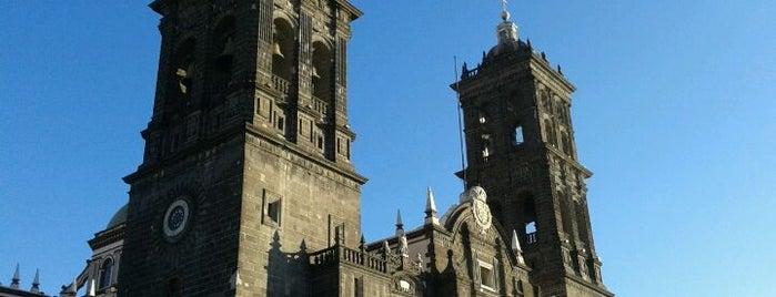 Puebla #4sqCities
