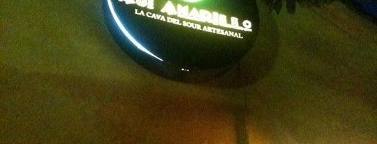 Ají Amarillo is one of Restaurantes, Bares, Cafeterias y el Mundo Gourmet.