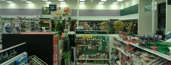 JOANN Fabrics and Crafts is one of Places I shop.