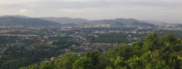 Khao-Khad Viewpoint is one of จุดชมวิว/ view point.