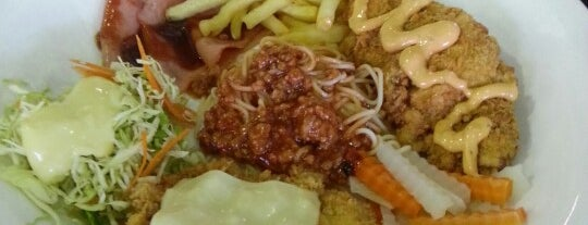 Aun-Pom Steakhouse is one of Favorite Food.