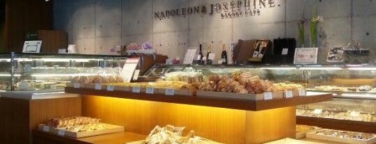 Napoleon Bakery is one of DESSERT.