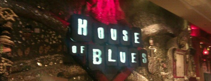 House Of Blues is one of Best Live Music Venues.